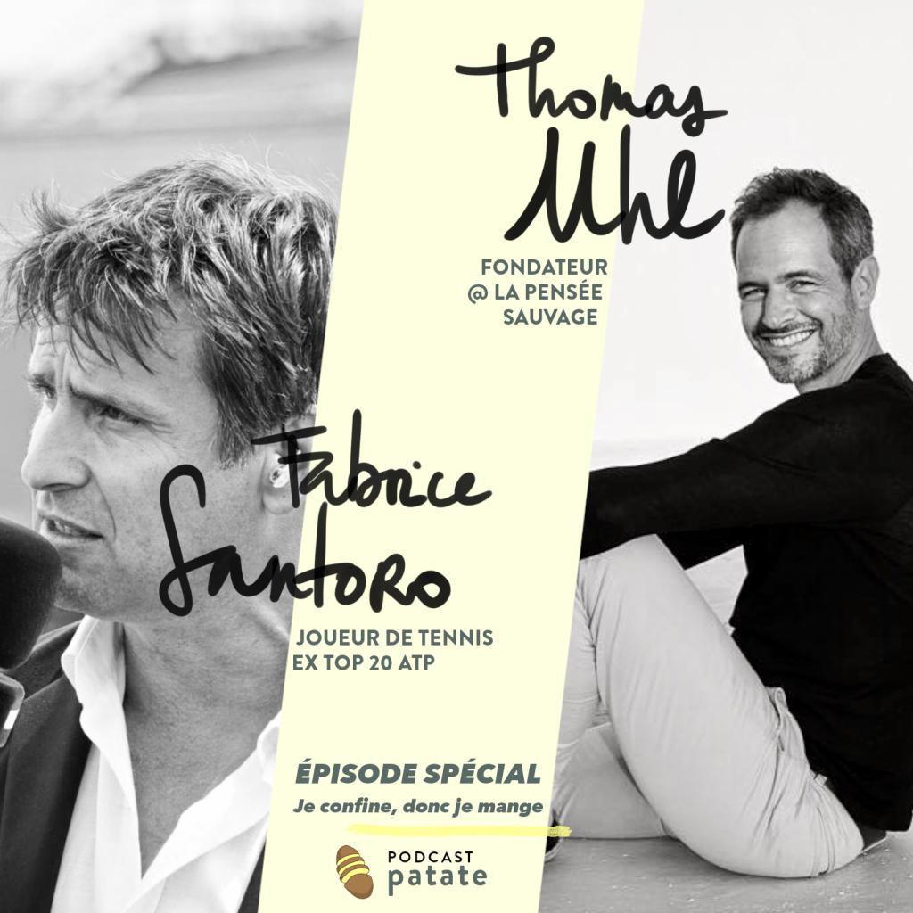 Fabrice Santoro Thomas Uhl podcast