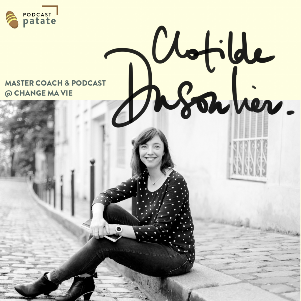 interview Clotilde Dusoulier podcast patate