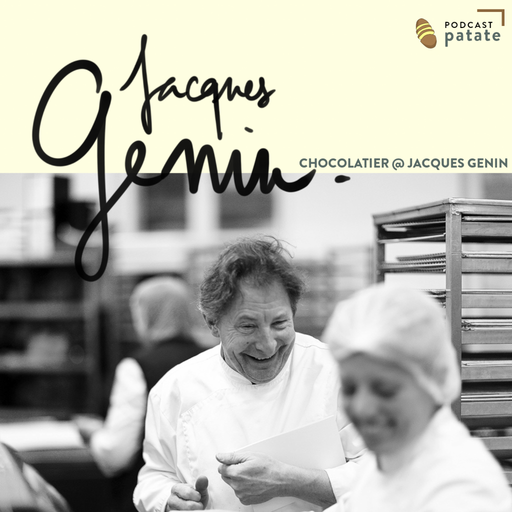 interview Jacques Genin podcast patate